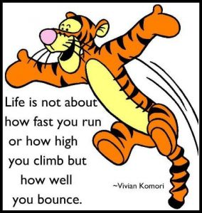Quote by TIgger from WInnie the Pooh Book